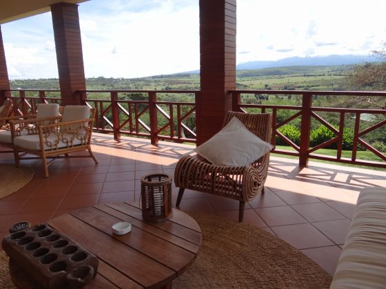 Safari Tanzanie - Acacia Farm Lodge