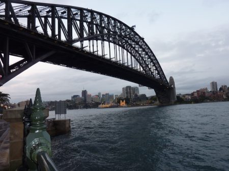 Voyage en Australie, Harbour Bridge